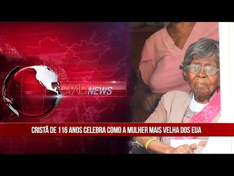 Boletim Semanal de Notícias - CPAD News 184
