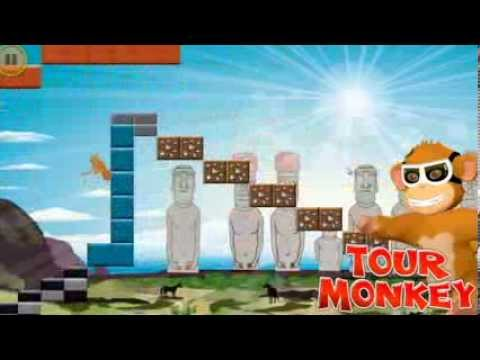 Video of Tour Monkey Game