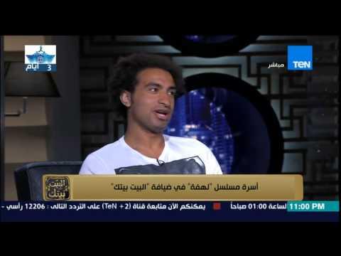 """الكوميدي علي ربيع يفصح عن أصعب مشاهده في مسلسل """"لهفة"""""""