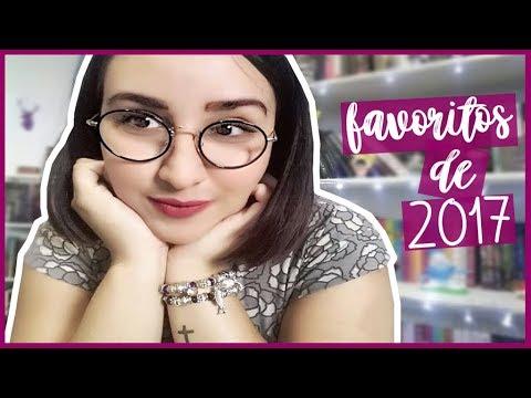 LIVROS FAVORITADOS EM 2017 | Garota Bibliotecária