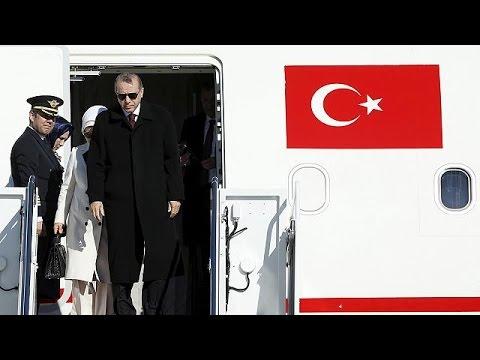 ΗΠΑ: Ανεπίσημη συνάντηση θα έχουν Ομπάμα και Ερντογάν