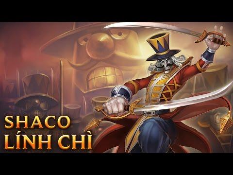 Shaco Lính Chì - Nutcracko