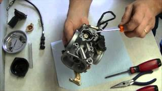 5. Road Star Carburetor Disassembly