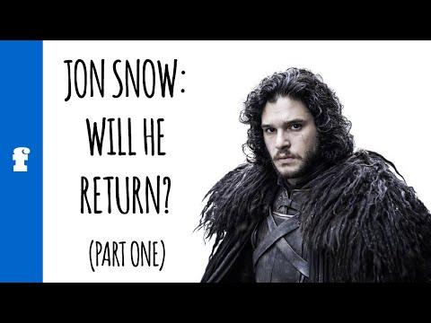 The Fate Of Jon Snow: Will He Return? Part One [ASOIAF Books 1-6|GOT Seasons 1-5 SPOILERS]