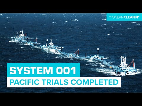 Pacific Trials Results - System 001 is Go
