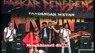 Luka Hati Luka Diri karaoke version Voc Gerry Mahesa & Elza Safira