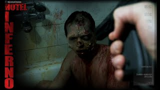 HOTEL INFERNO (2013) trailer - NECROSTORM ( Horror, Action, Splatter )