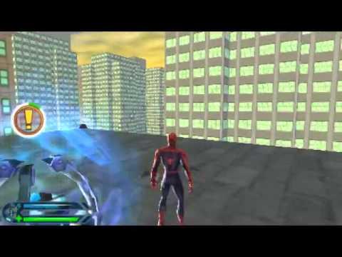 spiderman 3 psp trailer