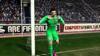 Buffon 06 - FIFA ONLINE 3 (สายโหด โหมด ยืนตำแหน่ง), fifa online 3, fo3, video fifa online 3