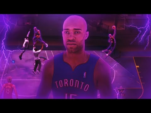VINCE CARTER'S DUNKS ARE UNSTOPPABLE! ALL VINCE CARTER CRAZY CONTACT DUNK ANIMATIONS NBA 2K19!