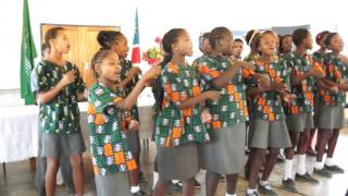 School Choir Otjivero Primary school