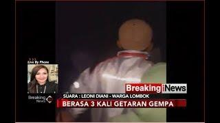 Video Kesaksian Warga Saat Gempa 7,0 SR Kembali Guncang Lombok - Breaking iNews 20/08 MP3, 3GP, MP4, WEBM, AVI, FLV Agustus 2018
