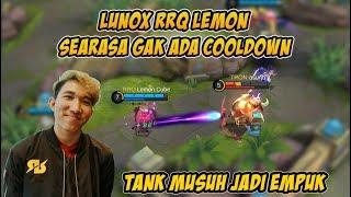 Video Lunox RRQ Lemon Serasa Gak Ada CoolDown Bikin Musuh Susah Kabur MP3, 3GP, MP4, WEBM, AVI, FLV Desember 2018