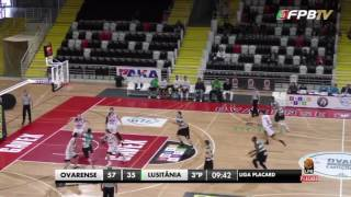 Anthony Holliday Portugal LPB Highlights 2016-17'