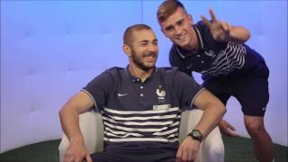 Video Antoine griezmann funny moments MP3, 3GP, MP4, WEBM, AVI, FLV Mei 2017