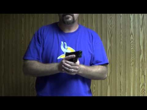Drawing the XDs from a White Hat Holseters BaseMax ( Concealed Carry Journal )