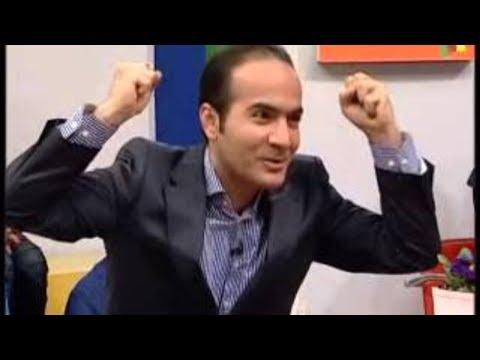 تقلید صدای حسن ریوندی در شبکه ی جام جم ...