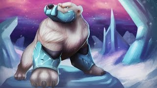 We revealed Rival 8 today in Rivals of Aether. Etalus is a tanky ice bear!