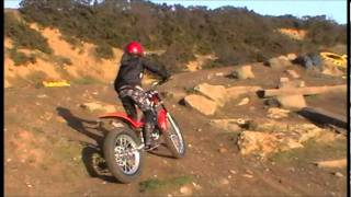 2. Matthew's first outing on new 2012 Beta Evo 80.wmv
