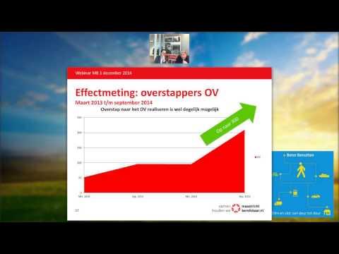 Video 'Kom op! Neem 't OV!' (webinar Maastricht Bereikbaar)