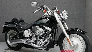 7. 2009  HARLEY DAVIDSON  FLSTF FAT BOY - National Powersports Distributors