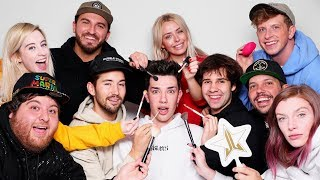 Video Makeup Relay Race Ft. David Dobrik & Vlog Squad MP3, 3GP, MP4, WEBM, AVI, FLV September 2019