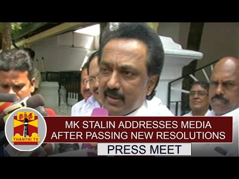 Opposition-Leader-MK-Stalin-Addresses-Media-after-passing-New-Resolutions-Thanthi-TV