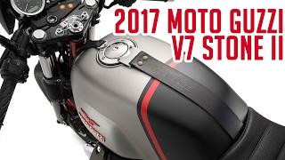 7. 2017 Moto Guzzi V7 Stone II review