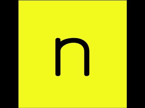 NN - Download the Alphabet Videos: http://havefunteaching.com/videos/alphabet-videos/ Download the Alphabet Songs: http://havefunteaching.com/songs/alphabet-songs...