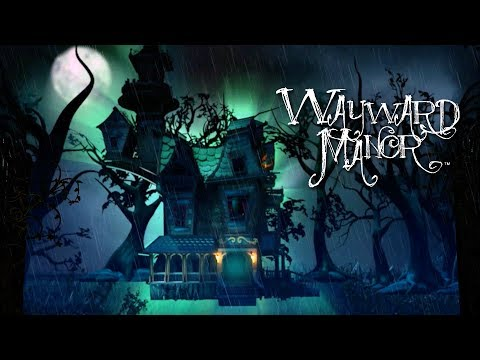 Neil Gaiman's Adventure Game 'Wayward Manor' Hits Desktop Next Week, iOS Version to Follow
