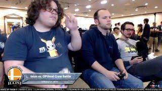Ixion vs. OPtimal crew battle VOD