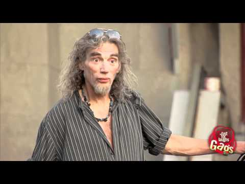 [Just4Laughs Gags] Tập 175: Creepy Angel From Hell Prank