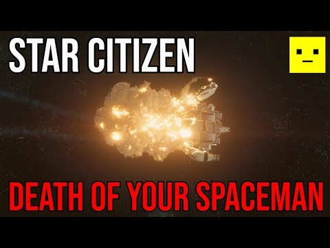 Star Citizen | Staying Alive & Death Mechanics
