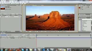 การใช้Len Flare ใน Adobe After Effect