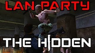 The Hidden - Haunted Server Room - LAN Party