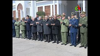 La dépouille du défunt Abdelmalek Guenaïzia rapatriée en Algérie