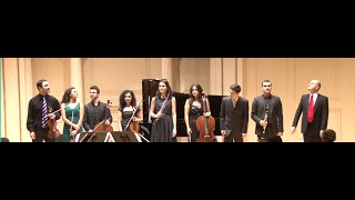 AGBU: Performing Artists in Concert, 2014