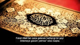 Kabeİmamı Bandar Balila - Mumtehine Suresi - Türkçe Meal