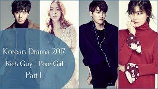 Video Rich Guy - Poor Girl Korean Drama 2017 | Part I MP3, 3GP, MP4, WEBM, AVI, FLV September 2018