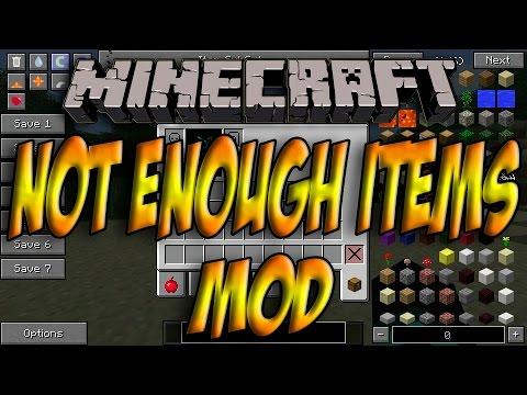 Minecraft 1.8 - Como Instalar NEI (Not Enough Items) MOD - ESPAÑOL [HD] 1080p Spotlight