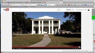 Ellenton (FL) United States  city photos gallery : The Gamble Plantation Documentary, Ellenton Florida