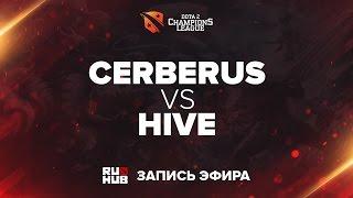 Cerberus vs Hive, Dota 2 Champions League Season 11 [CrystalMay, Smile]