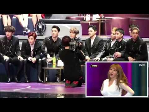 Video EXO REACTION TO TWICE