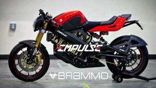 7. Brammo Empulse Electric Motorcycle -100mph/100mile range