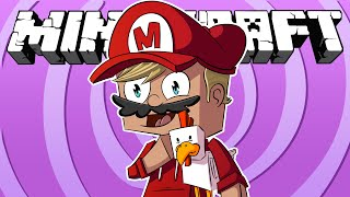 Minecraft - Mario Party Mini-game (Random Mini-game Party) w/The Pack