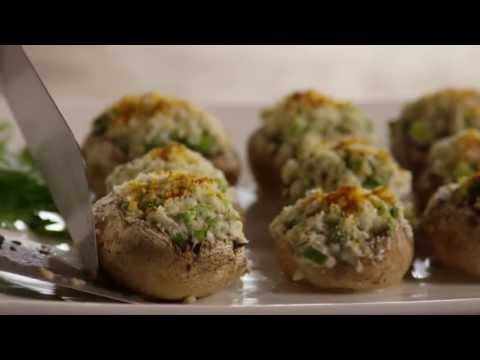 Appetizer Recipes – How to Make Stuffed Mushrooms