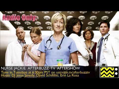 "Nurse Jackie After Show  Season 3 Episode 5  "" Rat Falls""  | AfterBuzz TV"