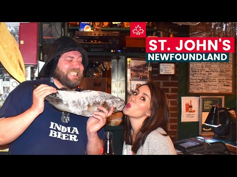 Newfoundland Travel Guide: Best Things to Do in ST. JOHN'S