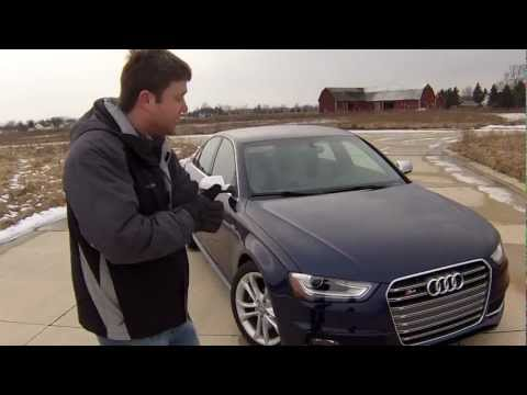 2013 Audi S4 Review by Automotive Trends