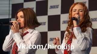 t.A.T.u. - All The Things She Said (Full Performance) Live @ Snickers Presentation